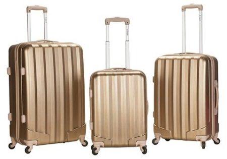 metalic-luggage