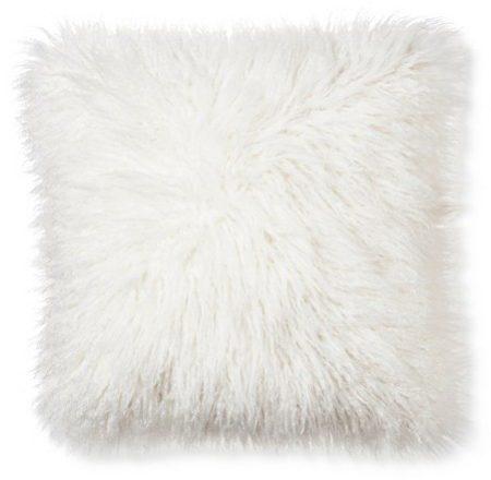 white-fur-pillow