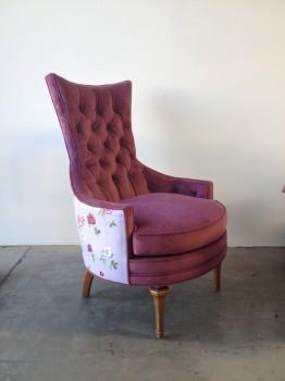 Mary Barrel Chair 2