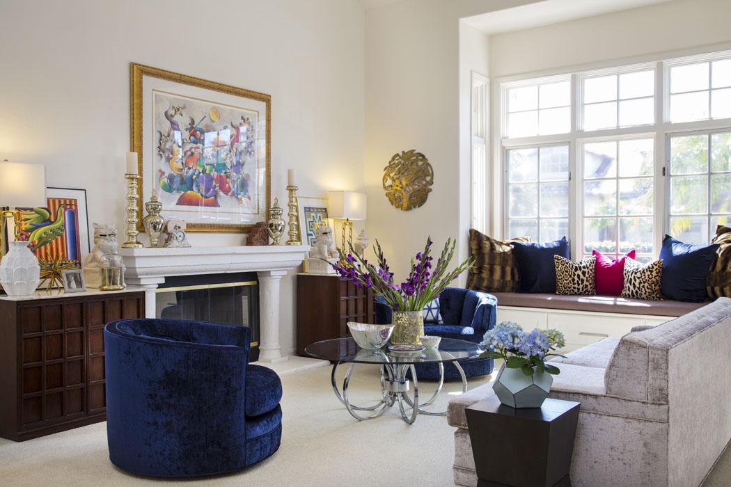 Interiors Modern Vintage Mix
