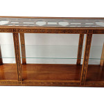1970s Drexel Console Table