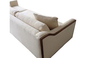 Milo Baughman Style Sofa