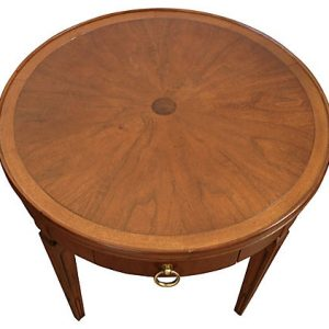 Baker Neoclassical Side Table