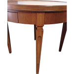 Baker Neoclassical Side Table