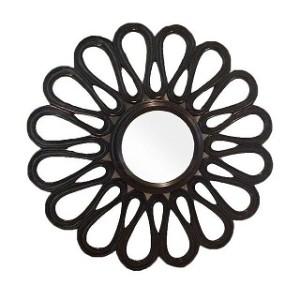 Groovy Sunburst Mirror