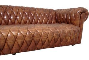 Chesterfield Diamond Tufted Sofa