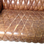 Chesterfield Diamond Tufted Sofa