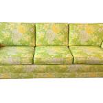 Floral Sofa