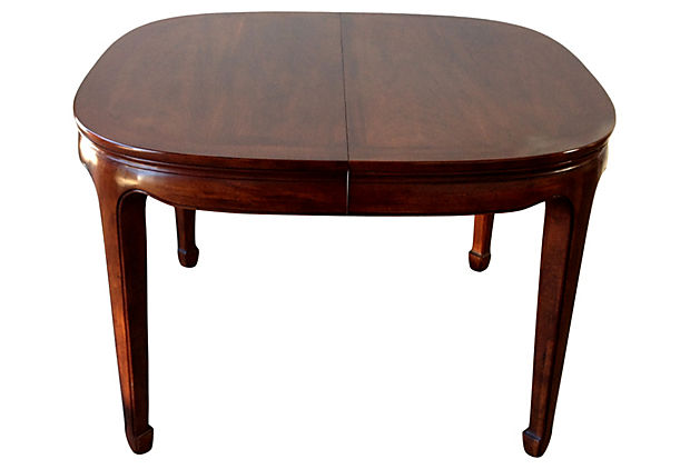 Henredon Asian Inspired Dining Table
