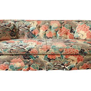Henredon Tufted Sofa
