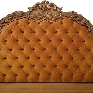 Italian Velvet Headboard, King