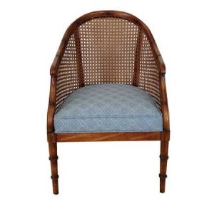 Hortensia Cane Barrel Chair