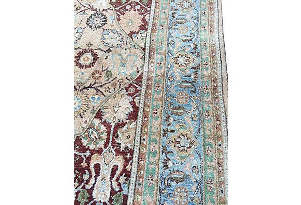 "Baran Persian Rug, 6' x 9'6"""