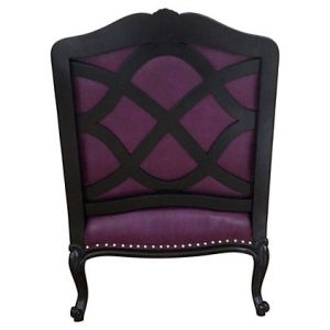 Michelle Gilman Purple Bergere