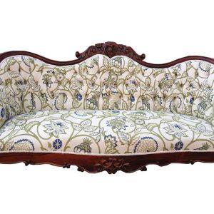 Marcel Vintage Floral Sofa