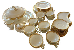 Wedgewood Bone China, Service for 8