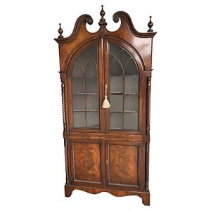 Williams-Kimp Corner Cabinet