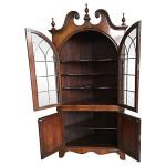 Williams-Kimp Corner Cabinet