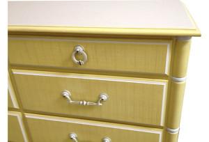 Thomasville Yellow Dresser, 1970