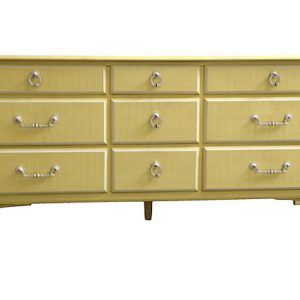 Thomasville Yellow Dresser, 1970