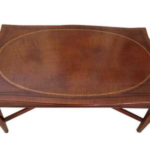 Stella Mahogany Coffee Table