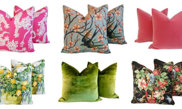 Pillow Pile Up Weekly – The Pair Issue