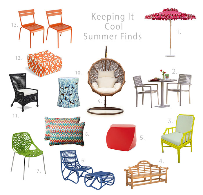 Outdoor Furniture for Any Style