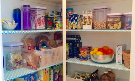 The Pantry, Styled