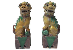 Chinese Foo Dogs 1