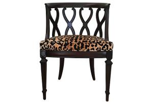 Leopard Chair 1